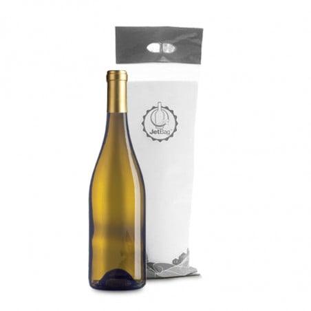 Jet Bag Luftpolsterverpackung für Flaschen