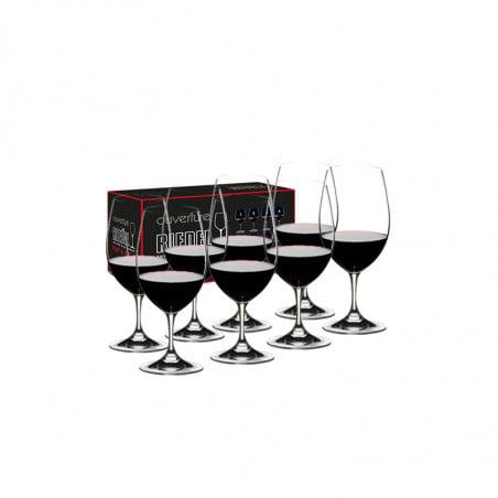 Pack Riedel Ouverture Magnum Glasses (6+2 glasses)