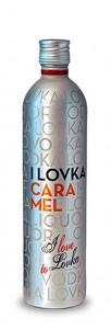 Ilovka Caramel