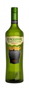 Vermouth Yzaguirre Blanco Reserva