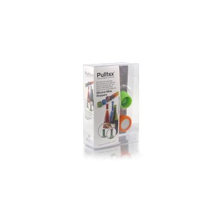 Tapones de silicona para vino Pulltex