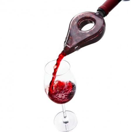 Aireador de vino Vacu Vin