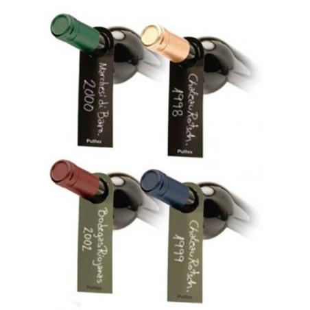 Etiquetas para vino Pulltex (36 unidades)