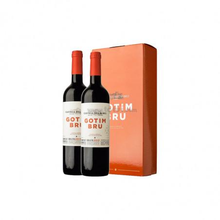 Box 2 bottles Gotim Bru