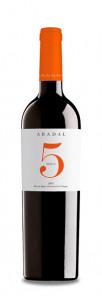 Abadal 5 Merlot