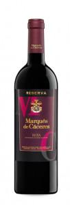 Marqués de Cáceres Reserva