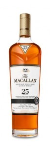 The Macallan 25 Años Sherry Oak