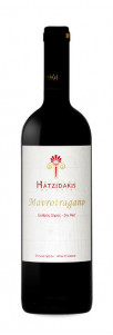 Hatzidakis Santorini Cyclades Mavrotragano