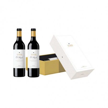 Box 2 bottles Izadi El Regalo