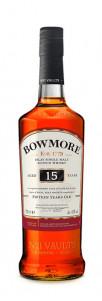 Bowmore Darkest 15 Ans