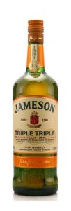 Jameson Triple Triple Irish Whiskey