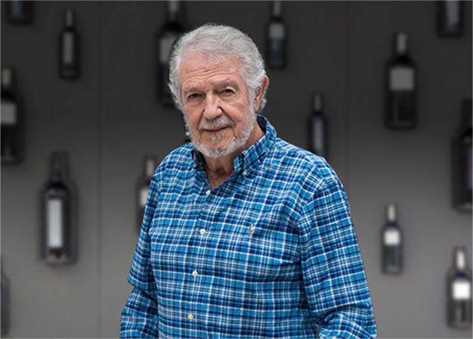 Mariano García, director técnico de Bodegas Aalto