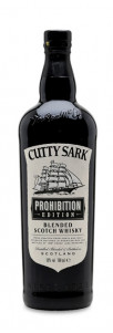 Cutty Sark Prohibition Blended Scotch Whisky