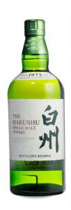 Hakushu Distiller's Reserve Japanese Whisky