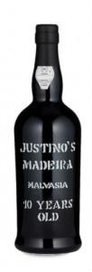 Justinos Malvasia 10 Years