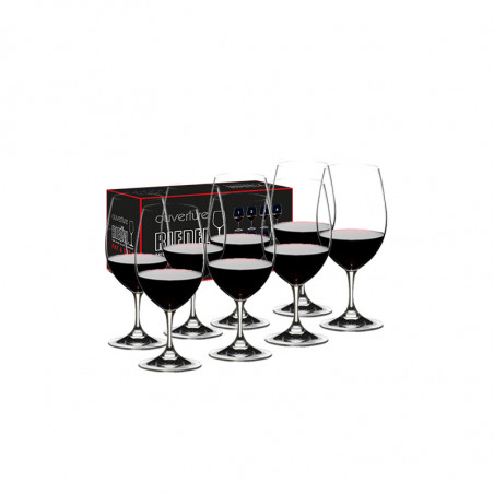 Pack Riedel Ouverture Magnum Glasses (6+2 glasses)