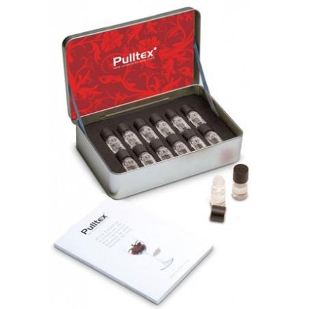 Set de aromas de vino tinto Pulltex