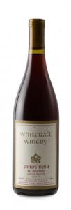 Whitcraft Santa Barbara County Pinot Noir