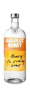 Absolut Vodka Honey