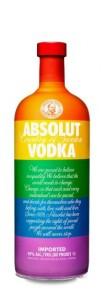 Absolut Vodka Colors