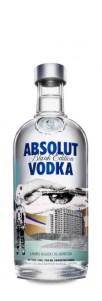 Absolut Vodka Blank Edition Mario Wagner
