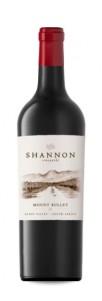 Shannon Vineyards Mount Bullet Merlot